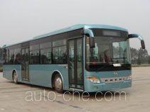 安凯牌HFF6121G03PHEV型混合动力城市客车