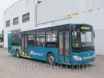 安凯牌HFF6122G03CHEV-2型插电式混合动力城市客车