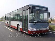 安凯牌HFF6122G03PHEV型混合动力城市客车