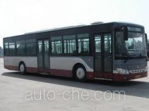 安凯牌HFF6123G03SHEV型混合动力城市客车