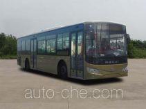 安凯牌HFF6123G03CHEV-1型插电式混合动力城市客车