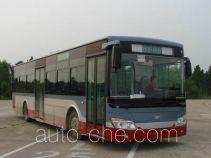 安凯牌HFF6123G03PHEV型混合动力城市客车