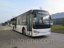安凯牌HFF6125G03CHEV-2型插电式混合动力城市客车