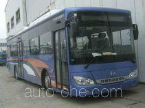 安凯牌HFF6125G03PHEV型混合动力城市客车