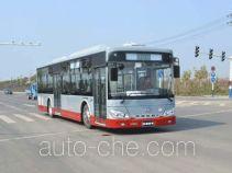 安凯牌HFF6128G03PHEV-2型插电式混合动力城市客车