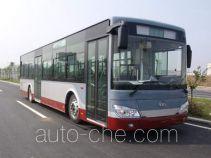 安凯牌HFF6111G03PHEV型混合动力城市客车