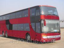 安凯牌HFF6140S07D-1型豪华双层客车