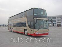 Ankai HFF6140S07D-2 luxury double-decker bus