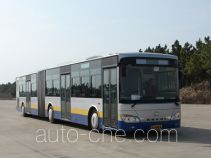安凯牌HFF6180G02CE5型铰接城市客车