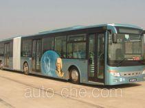 安凯牌HFF6181G02D型铰接城市客车