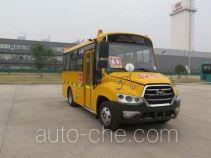 安凯牌HFF6581KY5型幼儿专用校车