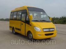 安凯牌HFF6620HKEV型纯电动客车
