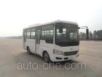 安凯牌HFF6669GDE5FB型城市客车
