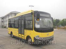 安凯牌HFF6680GEVB2型纯电动城市客车