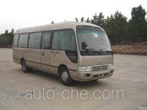 安凯牌HFF6700KDE5FB2型客车