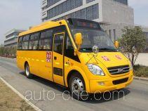 安凯牌HFF6741KY5型幼儿专用校车