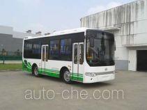 安凯牌HFF6770GDE5B1型城市客车