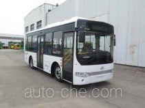 安凯牌HFF6800GEVB型纯电动城市客车