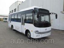 安凯牌HFF6801GEVB型纯电动城市客车