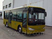 安凯牌HFF6820G03CHEV-1型插电式混合动力城市客车