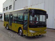安凯牌HFF6820G03CHEV-2型插电式混合动力城市客车