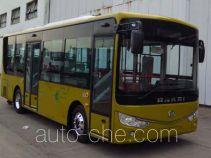 安凯牌HFF6851G03PHEV-1型插电式混合动力城市客车