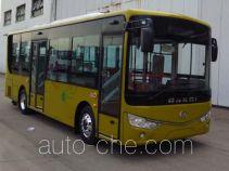 安凯牌HFF6850G03PHEV-2型插电式混合动力城市客车