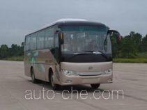 安凯牌HFF6851K10EV型纯电动客车