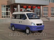Hafei Songhuajiang HFJ5020XQCE prisoner transport vehicle