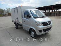 Hafei Songhuajiang HFJ5020XXYDE4 box van truck