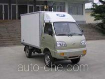 黑豹牌HFJ5020XXYV型厢式运输车