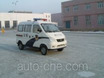 Hafei Songhuajiang HFJ5021XQC prisoner transport vehicle