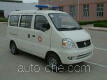 松花江牌HFJ5022XJHAE型救护车