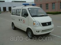 松花江牌HFJ5022XJHE型救护车