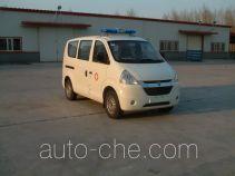 Hafei Songhuajiang HFJ5023XJHE ambulance