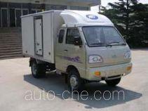黑豹牌HFJ5023XXYBPLV型厢式运输车