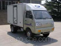 黑豹牌HFJ5023XXYBV型厢式运输车