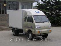 黑豹牌HFJ5023XXYPLV型厢式运输车
