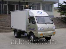 黑豹牌HFJ5023XXYV型厢式运输车