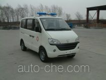Hafei Songhuajiang HFJ5024XJHAE4 ambulance