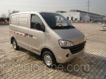 Hafei Songhuajiang HFJ5024XXYBE4 box van truck