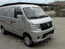 Hafei HFJ5025XXYA5Y box van truck