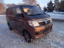 Hafei HFJ5026XXYA5C box van truck