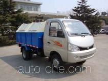 黑豹牌HFJ5027ZLJDD6TV型自卸式垃圾车
