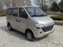 Hafei Songhuajiang HFJ6392BE4S dual-fuel minibus