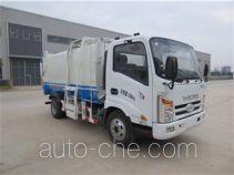 新飞工牌HFL5070ZZZ型自装卸式垃圾车