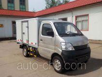 Hongfengtai HFT5020XXY box van truck