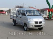 Hongfengtai HFT5024CCYBEV10 electric crew cab stake truck