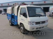 泓锋泰牌HFT5030ZZZBEV00型纯电动自装卸式垃圾车