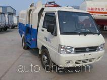 泓锋泰牌HFT5030ZZZBEV01型纯电动自装卸式垃圾车